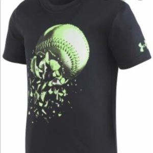 NWT Boys Under Armour graphic T-shirt